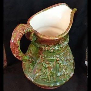 Other - Cool vintage Tam O`Shanter ceramic Pitcher